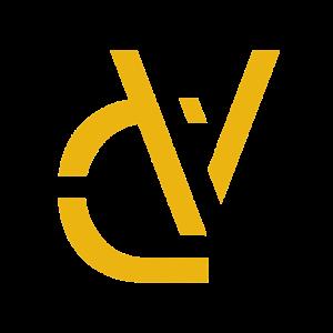 Coded vector logo