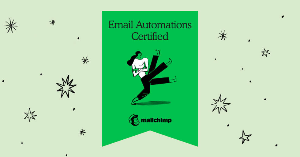 Email Automations certification badge