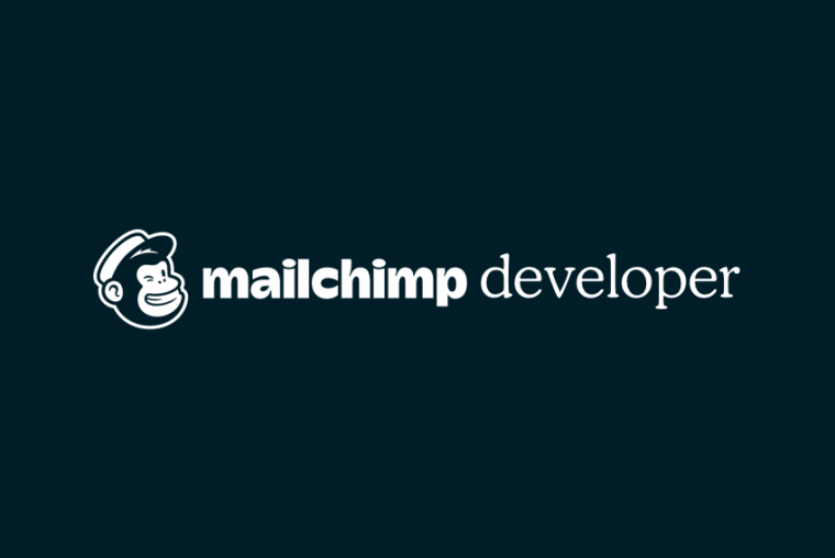 Mailchimp Developrs Logo for Fall Feature Page