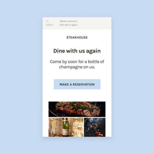 OpenTable Dine with us