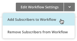 add subscribers to automation