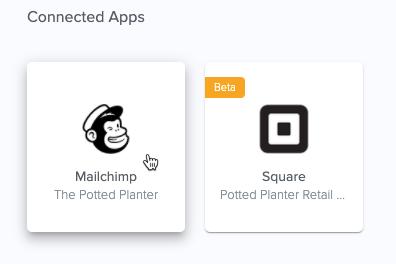 Cursor Clicks - Mailchimp app - Automate io