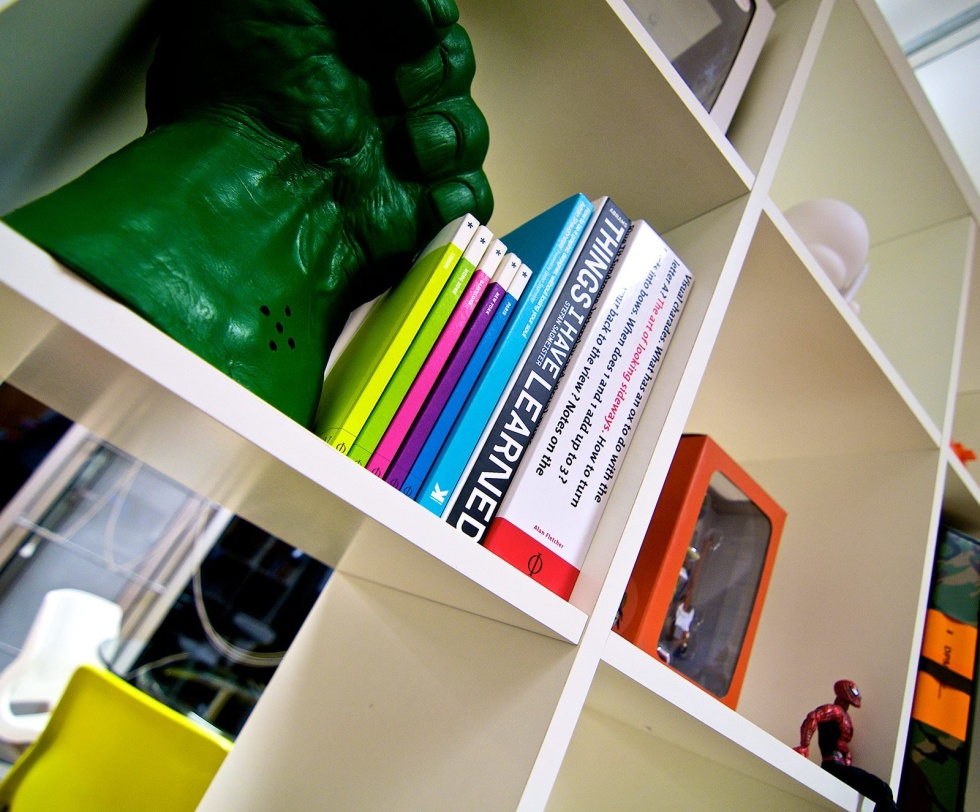 Photo of Effect Digital Office bookshelf