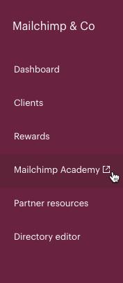 Cursor Clicks - Mailchimp Academy