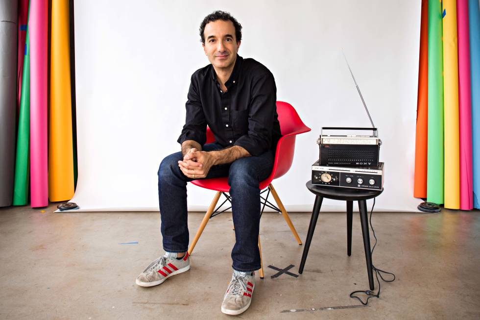 Hero image for 6 Things We Learned from Radiolab's Jad Abumrad