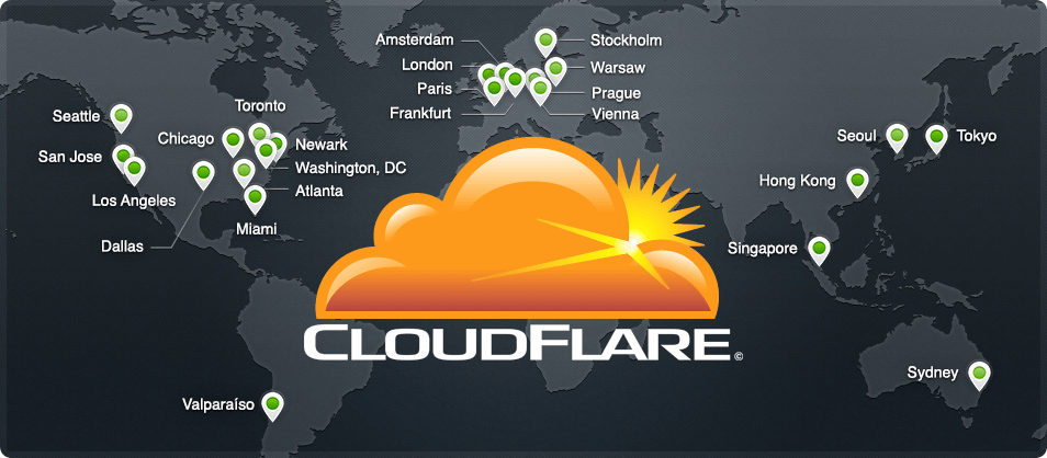 Image of Cloudflare Badge
