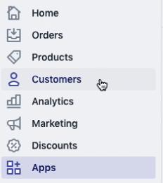 Cursor Clicks - Customers - ShopSync
