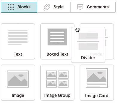 contentblock-dividerblock-clickanddragblock