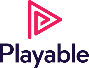 Playable logo
