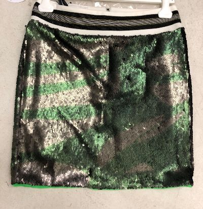SKIRT: TAM3024080200_99174 ST. JUNGLE AMAZONITE