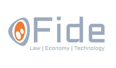 Logo Fundacion para la investigacion sobre el derecho y la empresa Fide