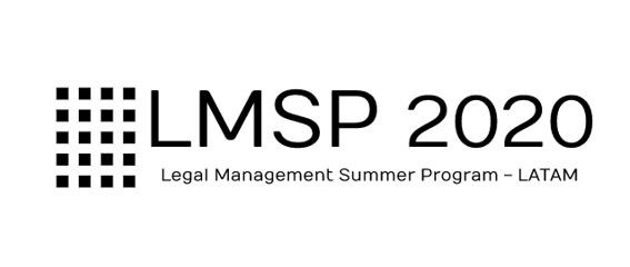 Logo Legal Management summer progam fundacion fide