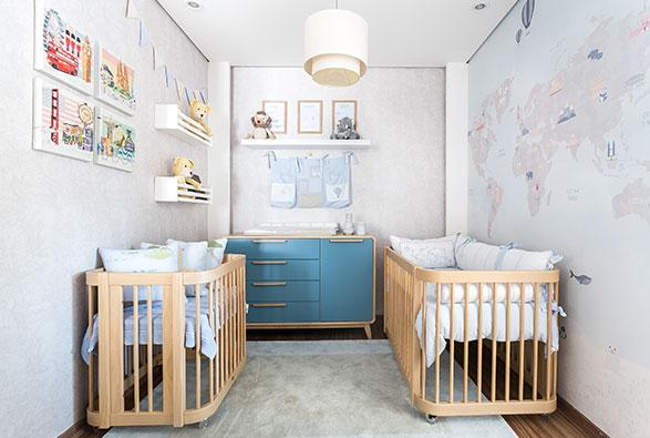 Móveis para bebê na vila olímpia