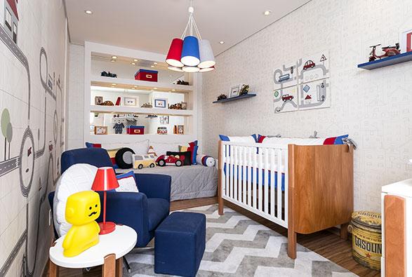 Decoração para quarto de bebê em São José dos Campos