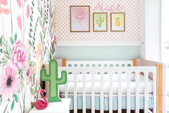 Decoração de quarto de bebê na vila leopoldina