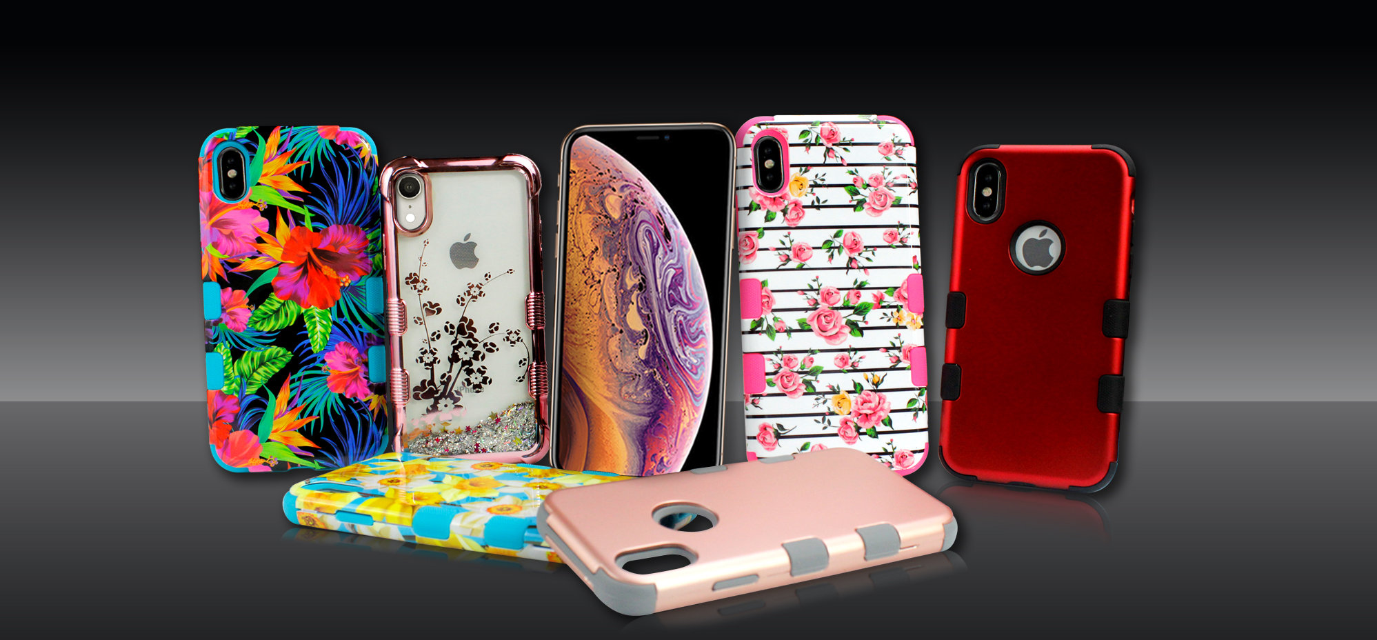 Wholesale iPhone XS Max, XS, and XR Accessories