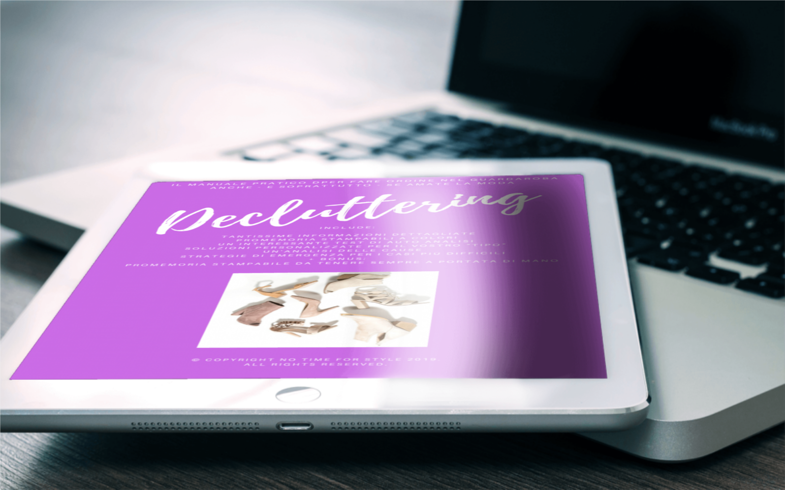 decluttering guida e manuale