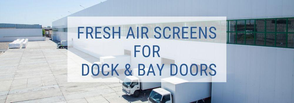 Dock and Bay Screens Banners