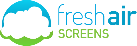 Fresh Air Screens, Inc. Logo