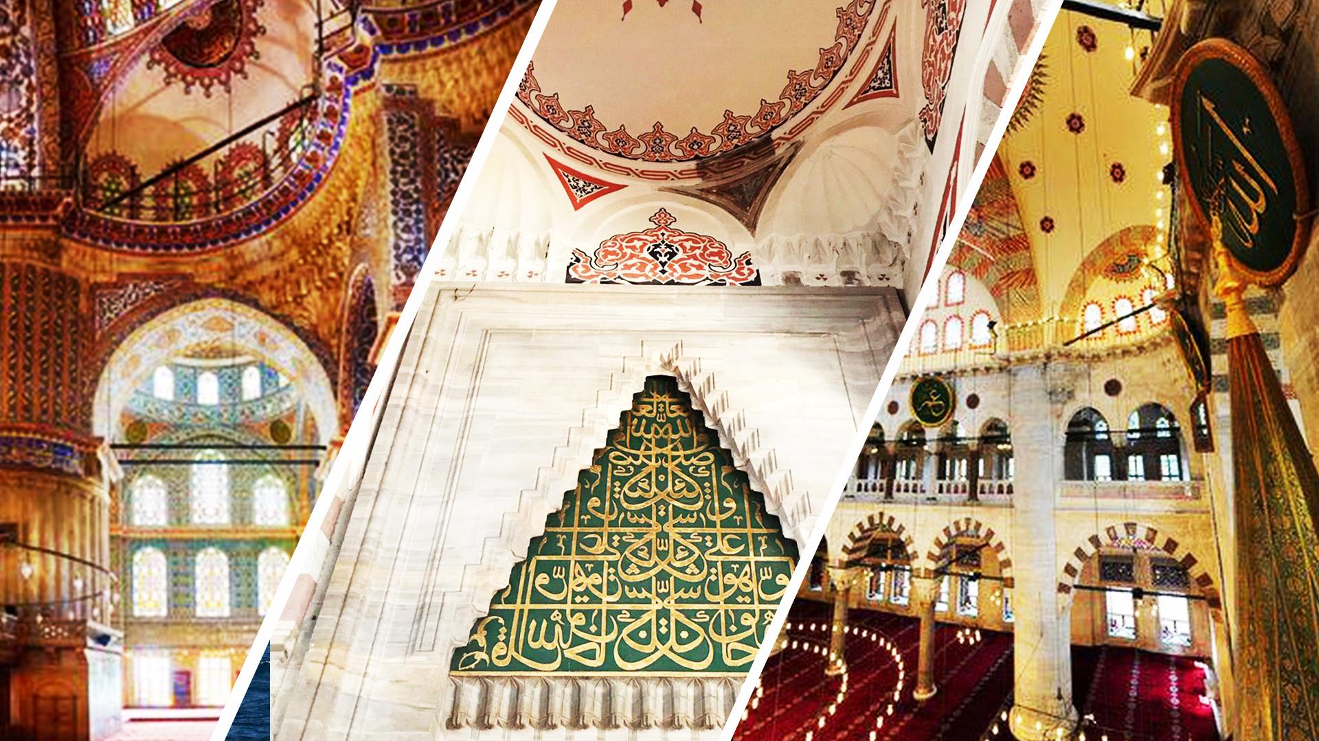 """مسجد """"قليج علي باشا"""""""