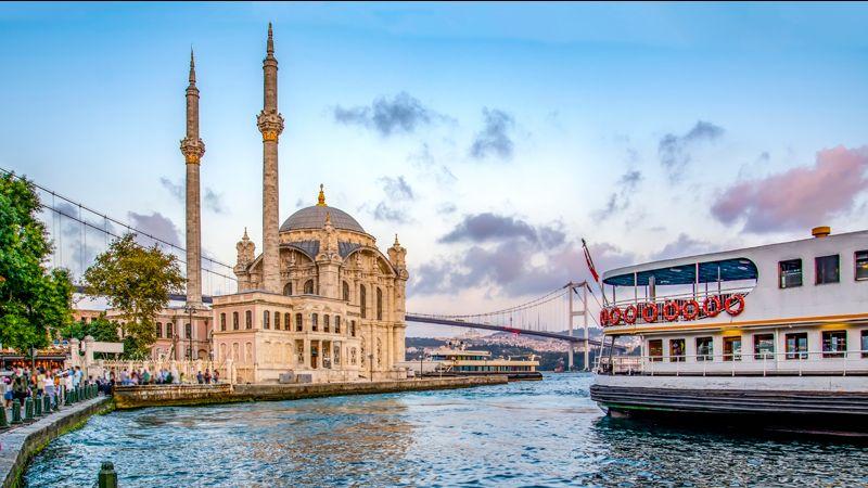 أجمل المساجد في اسطنبول