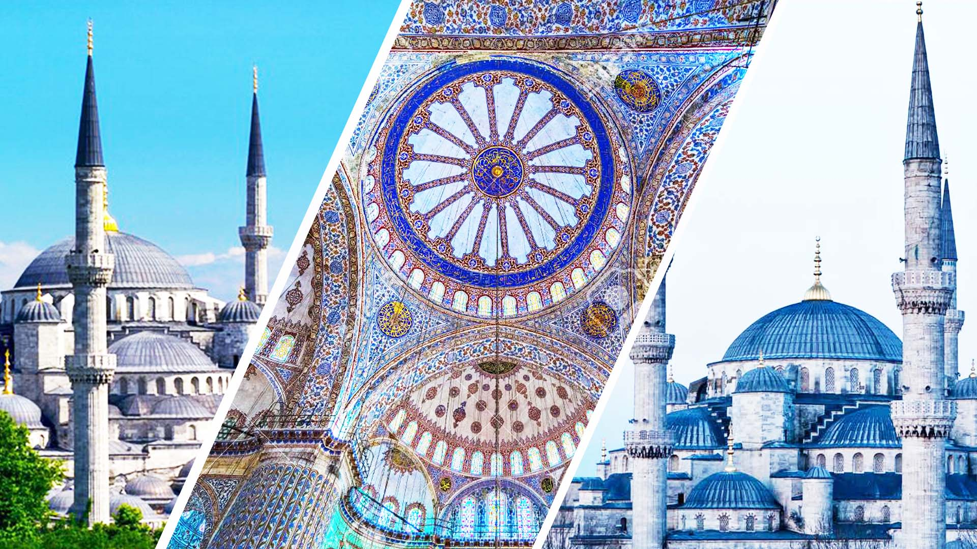 "مسجد ""السلطان أحمدSultanahmet Camii"