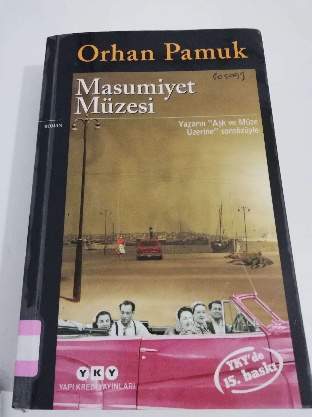 متحف البراءة  The Museum of Innocence أفضل الأماكن السياحية في تقسيم اسطنبول