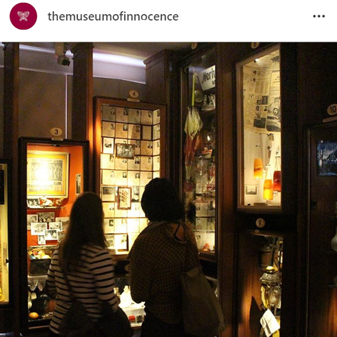 The Museum of Innocence  متحف البراءة