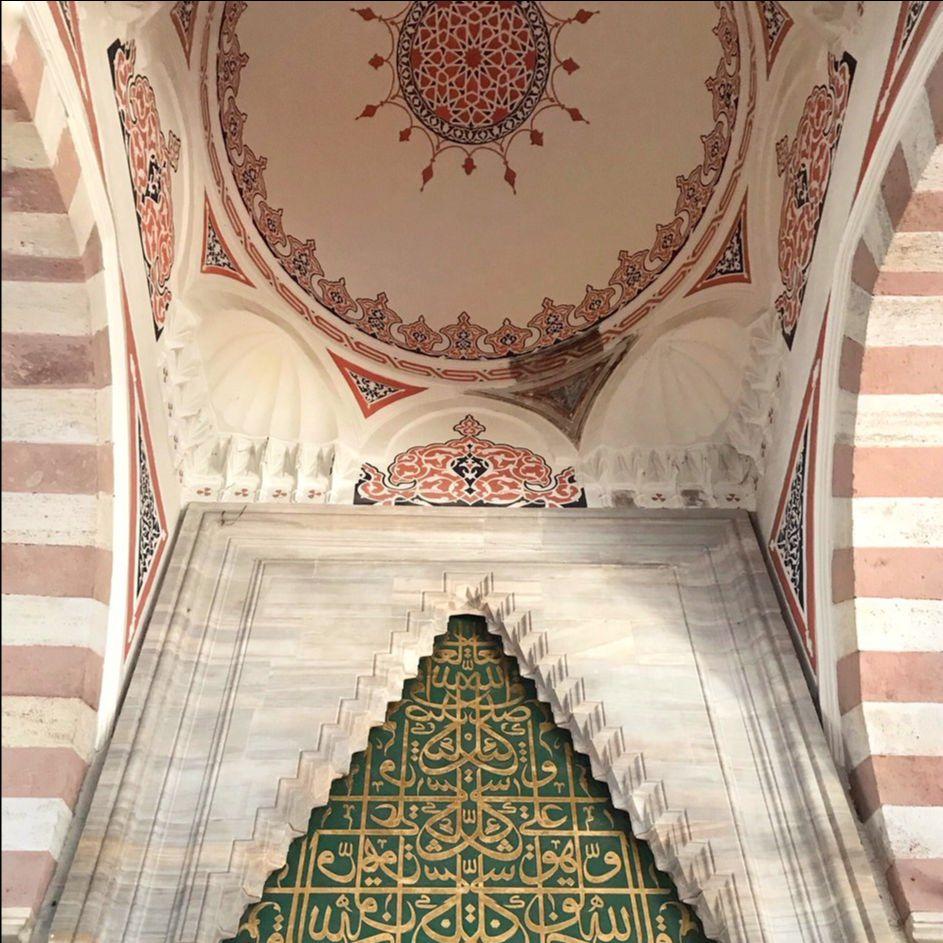 """مسجد """"قليج علي باشا""""  من أشهر مساجد تركيا"""